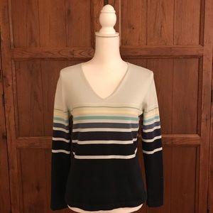 GAP vneck sweater